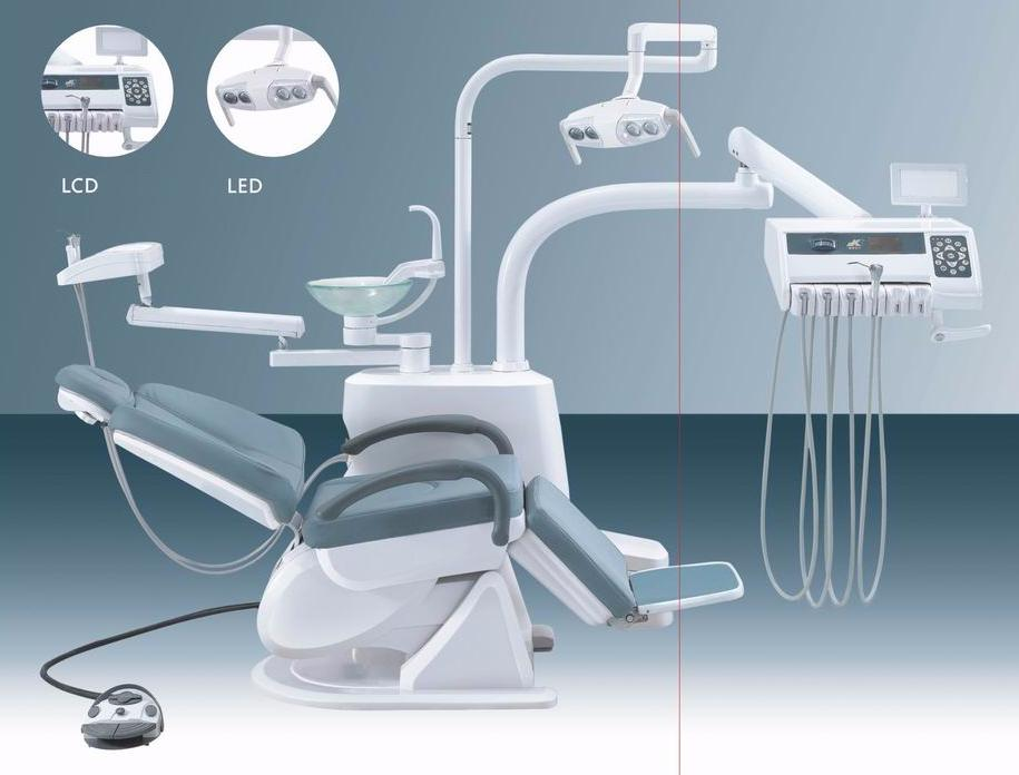 dentist chair folding dental chair with