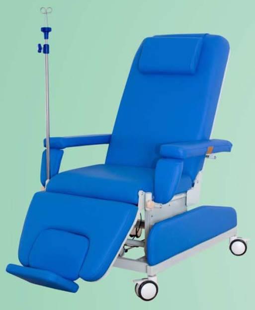 Asia Fragoimpex Dialysis Chair Infusion Chair Blood Chair Blood Donor Chair Geriatric Chair Medical Chair Wheel Chair Commode Chair Shower Chair